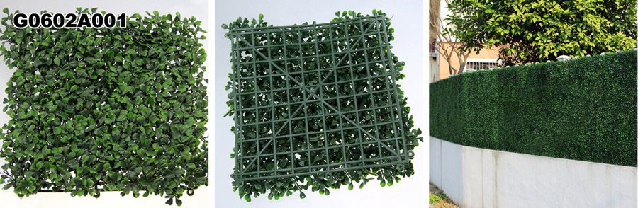 artificial-hedges-For-fencing-decoration