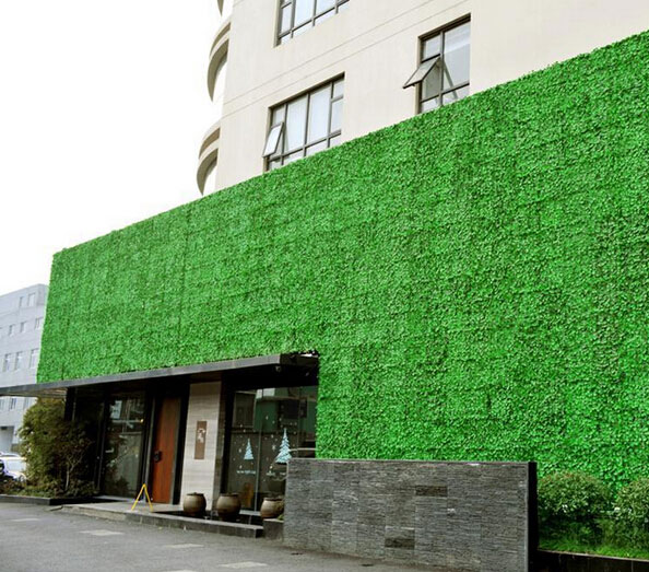 Artificial-plant-hedges-for-green-wall---supermarket-small