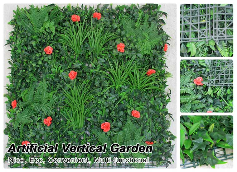 New-Outdoor-Artificial-hedges-Panel