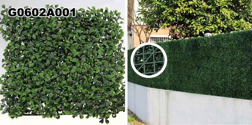 How to find the best artificial boxwood hedges?
