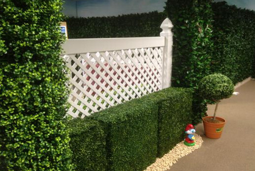 Applications of artificial hedge