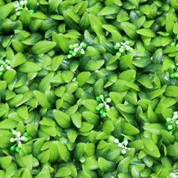 Artificial Landscape Leaves Hedge A040-FLORAL