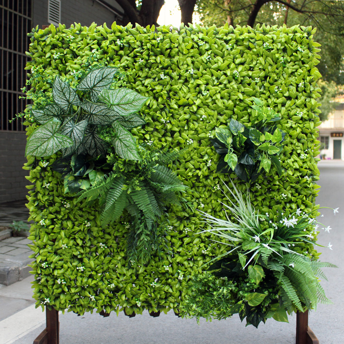 Artificial Vertical Garden Artificial Green Walls