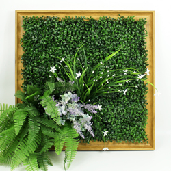 Artificial Plants Frame Wall F005