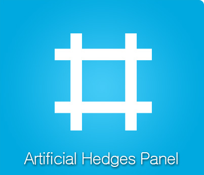 Artificial Hedges Panel